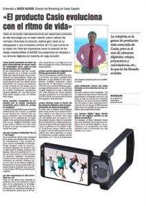 Entrevista El Mundo - Jesús Oliver