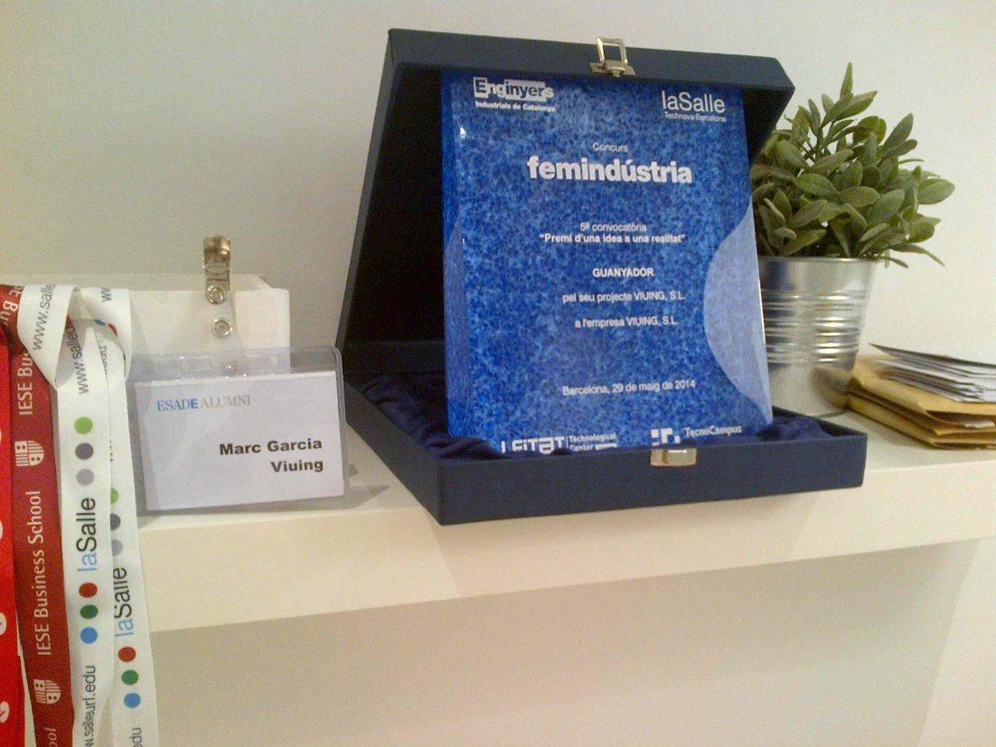 Premio Fem Indústria 2014