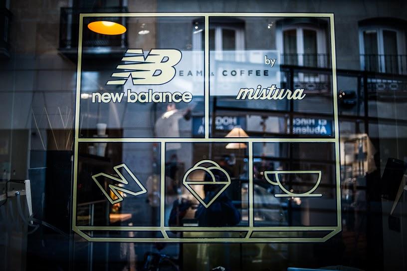 New Balance by Mistura