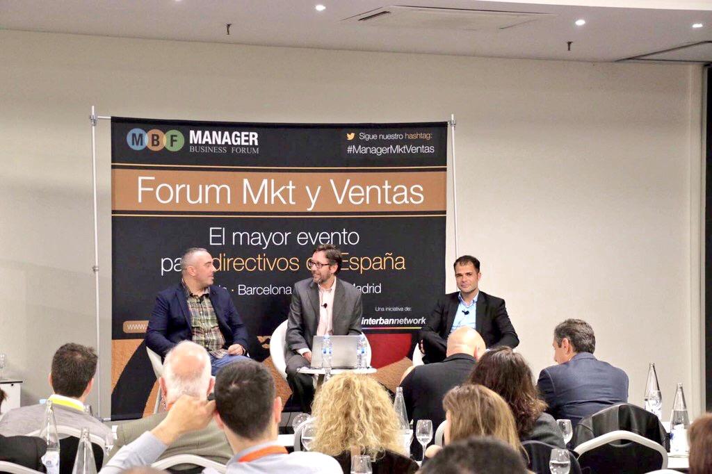 David de Silva, Fernando Rivero y Jesús Oliver